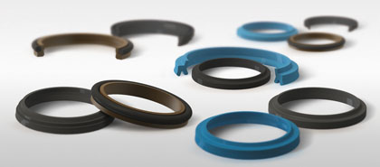 Joints racleurs pneumatiques - Pneumatic wiper seals - 420 x 185