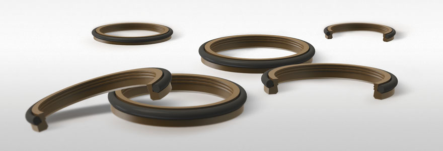 Aerospace wiper seals